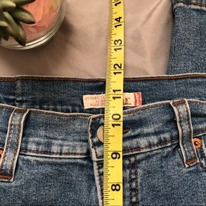 Levi's Jeans - Levi's Perfectly Slimming 512 Boot Cut Jean 8 M